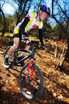 Mountainbiker © Forgiss - Fotolia.com