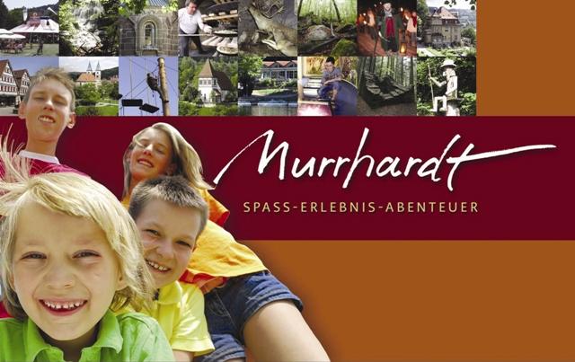 Titelseite Broschürenset Murrhardt - Spaß - Erlebnis - Abenteuer