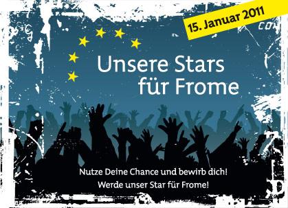 Titel Unsere Stars für Frome