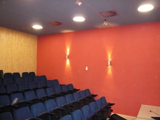 Murrlichtspiele - Kinosaal