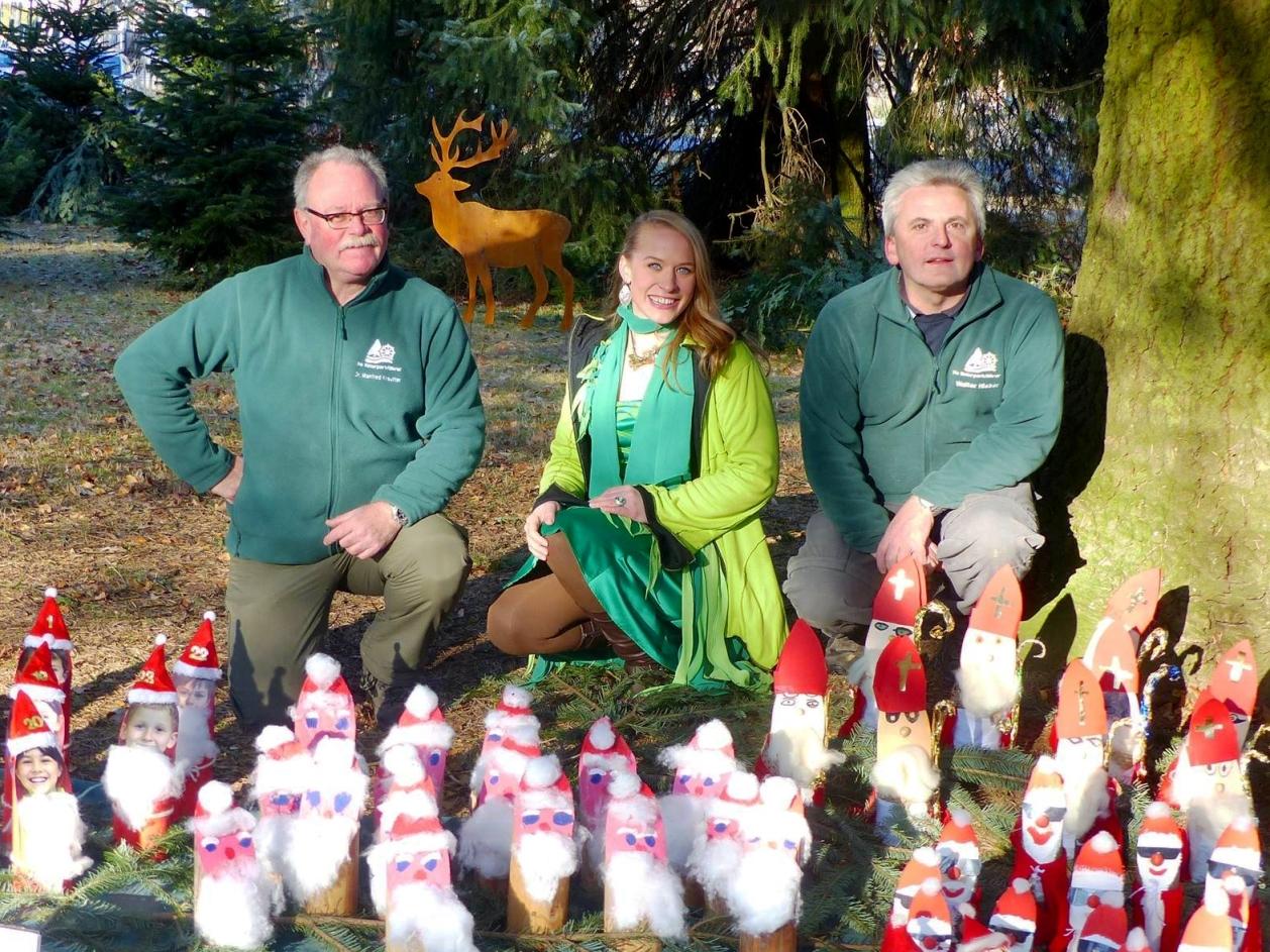 Weihnachten Naturparkführer