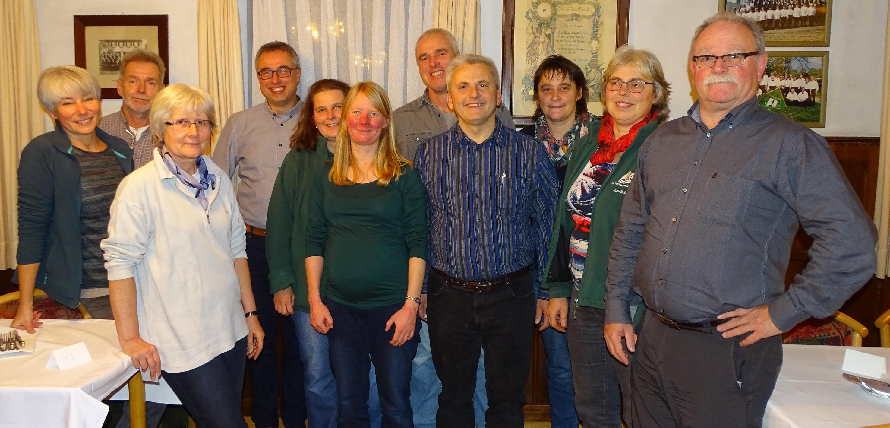 Naturparkführer Vorstand und Beirat