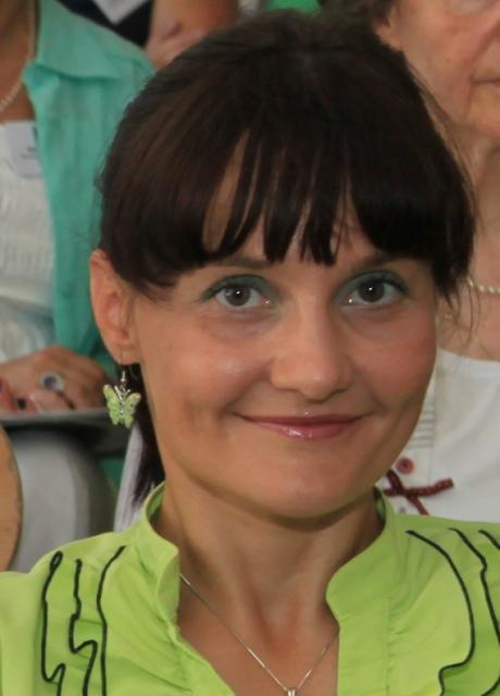 Bürgermeisterin Ewa Przybylo