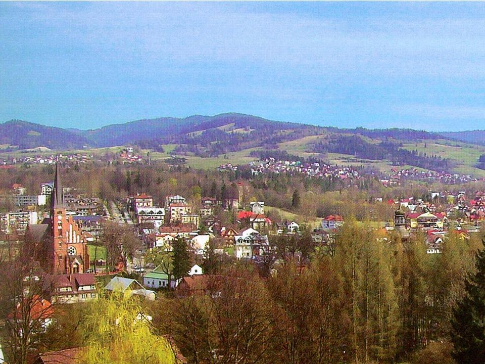Rabka Panoramabild