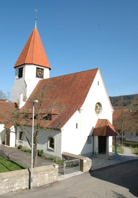 Evangelische Kirche Fornsbach