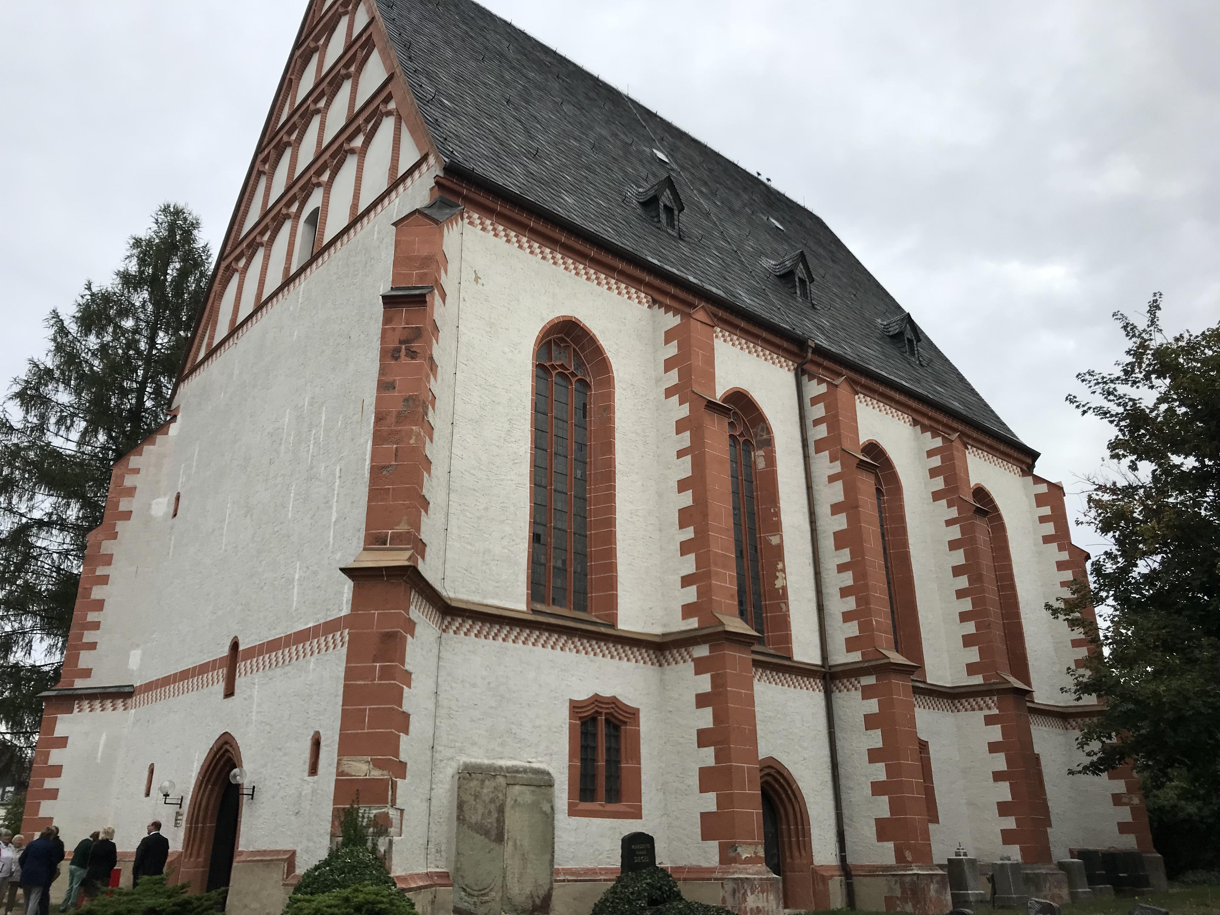 Marienkirche Rötha (Foto: Stadt Murrhardt)