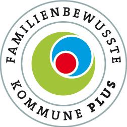 Logo Familienbewusste Kommune plus