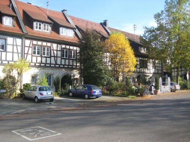 Der Lange Bau im Klosterhof