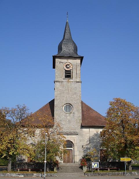 Kirchenkirnberg Kirche