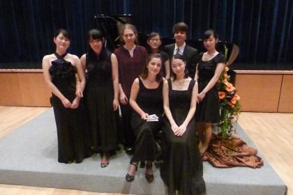 Internationale Klavierakademie - Gala Konzert