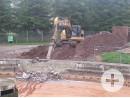 Baustelle Klaeranlage