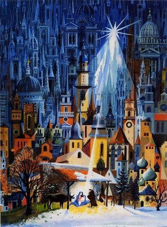 Thomas Naegele - Church of Christmas Eve