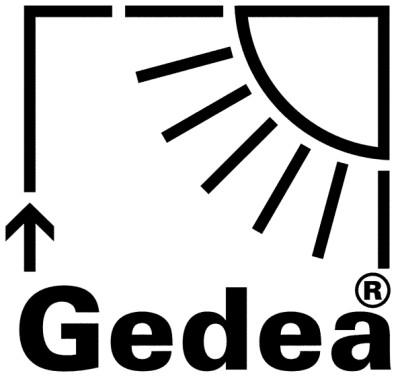 Logo der Gedea