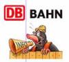 Maulwurf Max DB Bahn