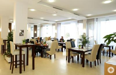 Schumm Café Innenbereich