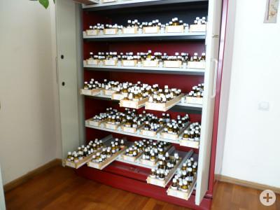 Arzneischrank in der Klini Erebuni