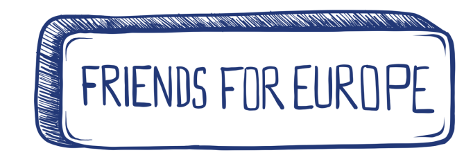 Logo Friends For Europe