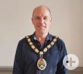 Bürgermeister Phil Ackroyd Frome