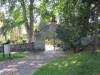 Eingang Friedhof zur Walterichskirche