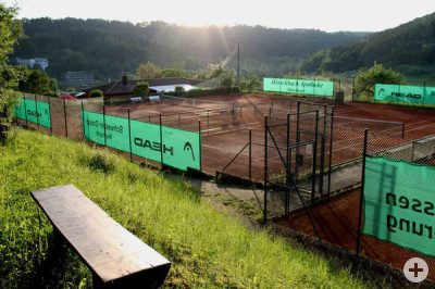 Tennisanlage Murrhardt