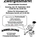 Zwerglesmarkt 2019