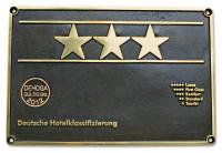 3 Sterne Deutsche Hotelklassifizierung