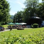 Pavillon im Stadtgarten
