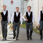 German Hornsound. Hornquartett. Kloster Bebenhausen. Bebenhausen, 16.04.2014