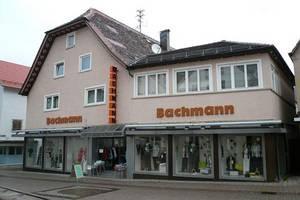Modehaus Bachmann in Murrhardt