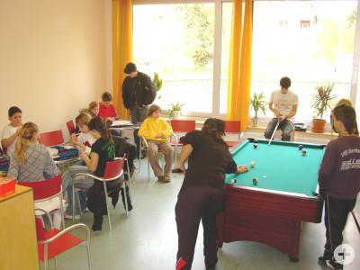 Schulsozialarbeit - Alltag2