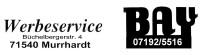 Werbeservice Logo