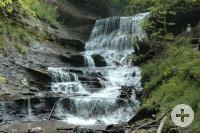 Hinterer Wasserfall