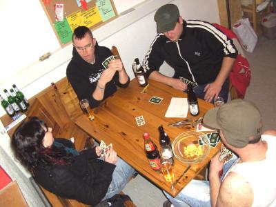 Kartenturnier 2008
