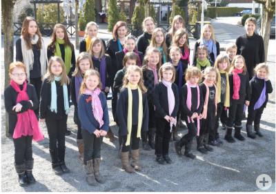 Kinder- und Jugendchor 2012