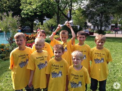 Jugendspieler Grundschule Fornsbach
