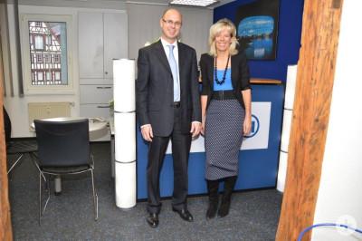 Ralf Albrecht und Birgit Burkhardt-Kress
