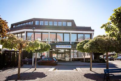 Volksbank Backnang eG - Geschäftsstelle Nägelestraße