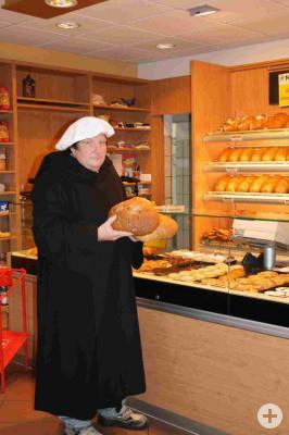 Unser Bäcker