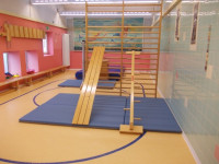 Kindergarten Elsas-Haus Turnraum