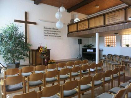 Gemeinde für Christus Saal