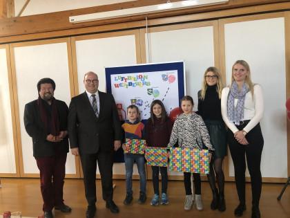 Sonafe2019-Preisverleihung Luftballon Wettbewerb