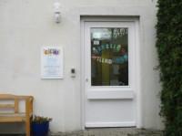 Kindergarten Elsas-Haus Eingang Gruppe 3