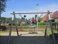 Kindergarten Stadthalle Garten