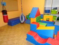 Kindergarten Stadthalle Turnraum