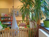 Kindergarten Stadthalle Spielecke