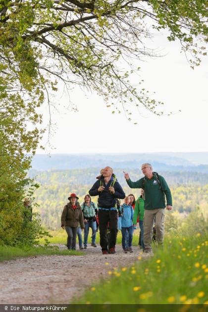 Naturparkführer Sanwald