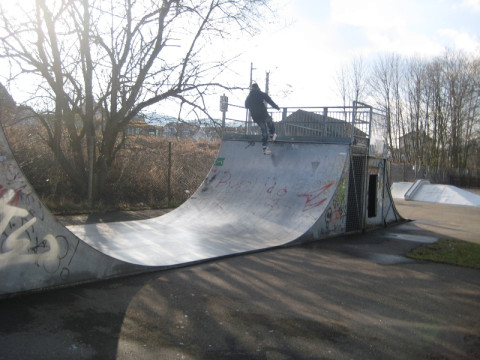 Skaterbahn 2