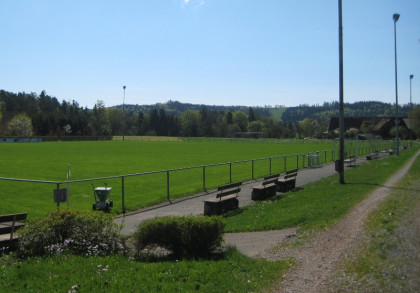 Sportplatz Kirchenkirnberg