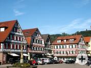 Westlicher Marktplatz