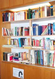 Murrhardter Bücherschränkle in der vhs